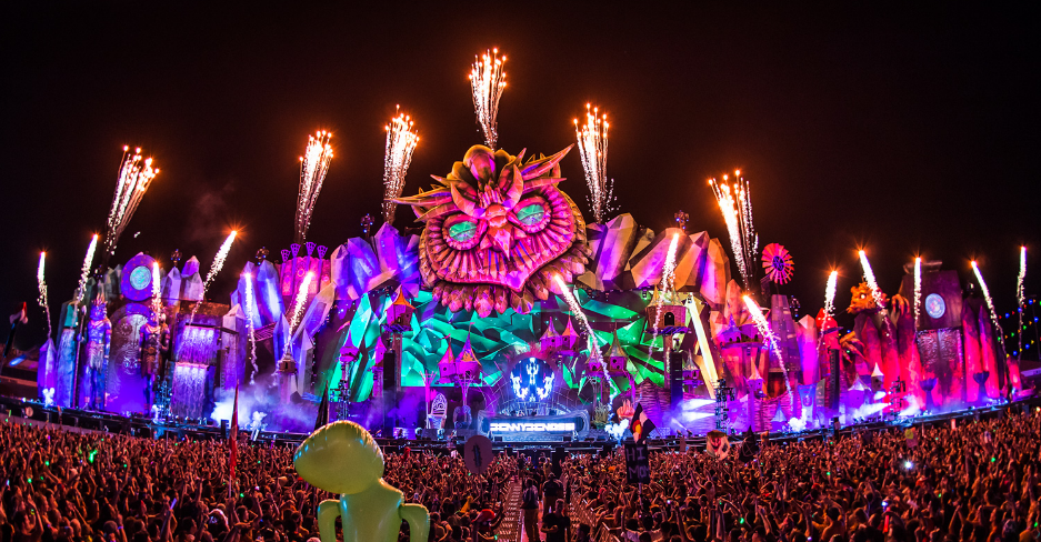 The First EDC Headlining Artist Has Leaked And People Have Seriously Mixed Feelings