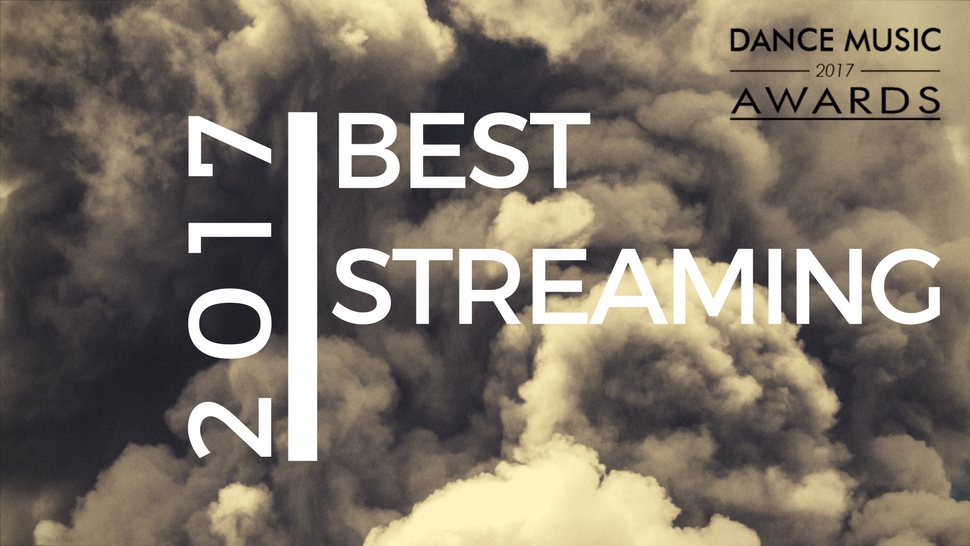 These Were The Most Popular Streaming Services of 2017 [Dance Music Awards 2017 Winners]