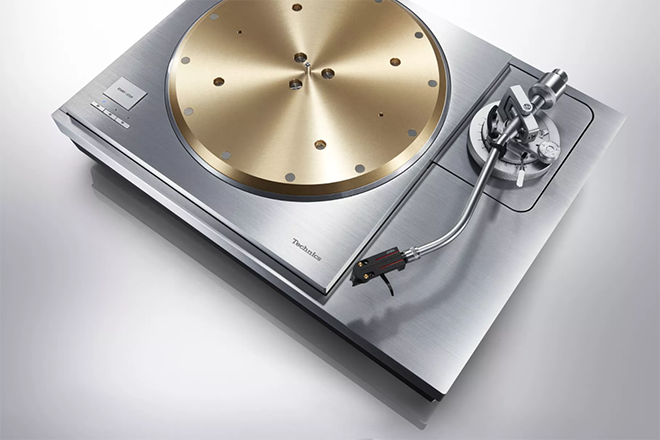 This High-Class Turntable Will Set You Back An Astonishing $10,000