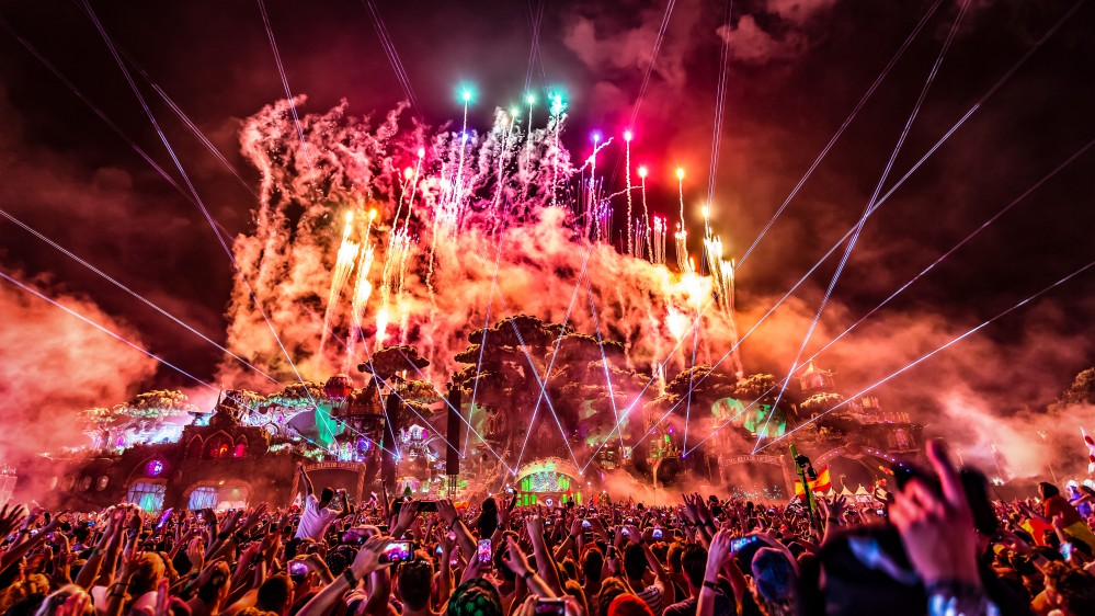 Tomorrowland Announces the DJ We've All Been Waiting for in New Lineup Drop