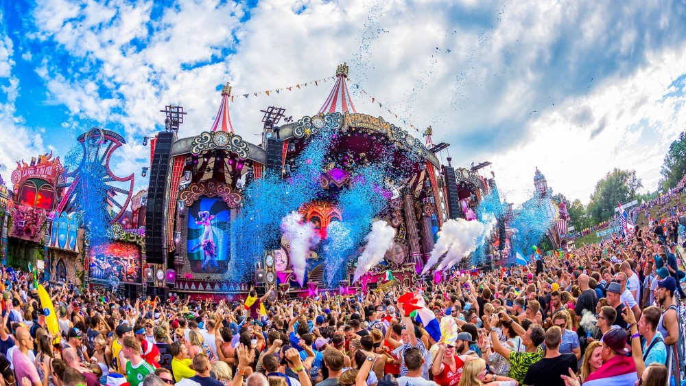 Tomorrowland Books Hardwell To Perform For The First Time Since 2015