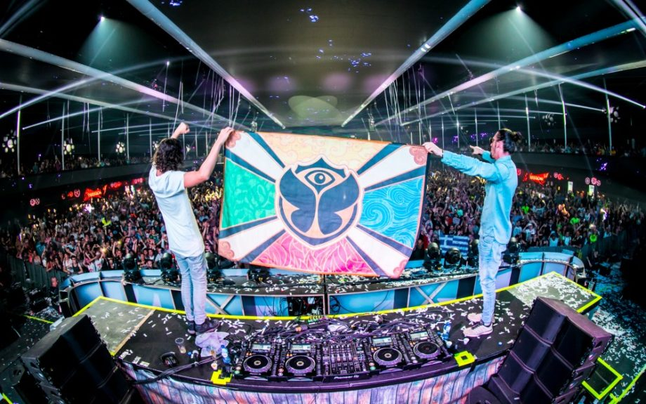 Tomorrowland Returns To Ibiza for 2nd Ever Residency