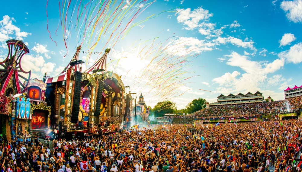Tomorrowland Reveals 2018 Stage Lineup