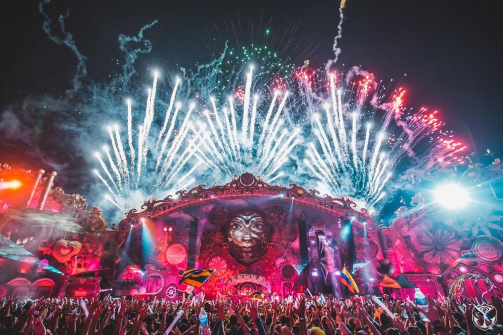 Tomorrowland Teases 2018 Planaxis Water Theme