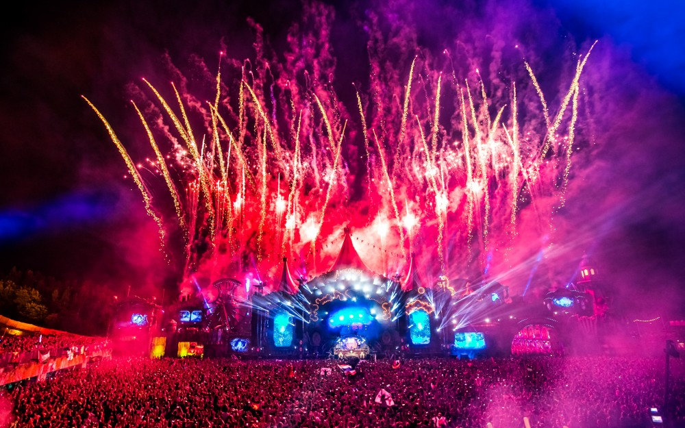 Tomorrowland Unleashes 2nd Lineup Drop featuring Huge Top 40 Rapper