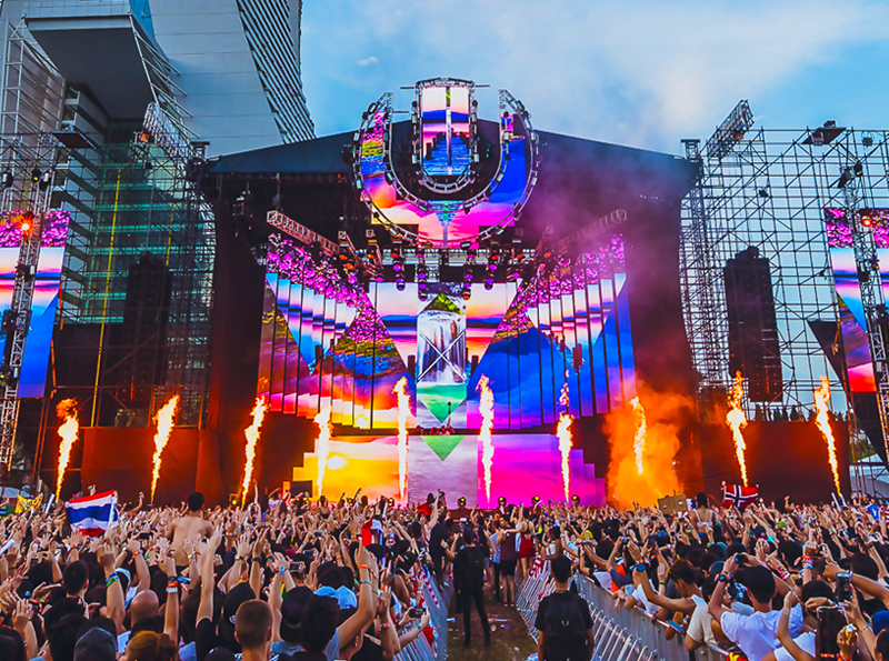 Ultra Singapore Attendee Fined $10,000 for Stomping Security Guard's Foot
