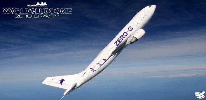 The World's First Zero Gravity Club Set To Take Flight