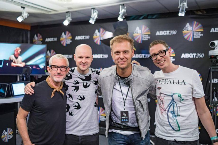 Worlds Collide as Above & Beyond Joins Armin van Buuren for ASOT850 Celebration