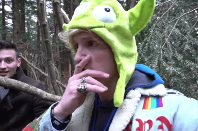 YouTube Gives Logan Paul What He Deserves After Suicide Forest Video