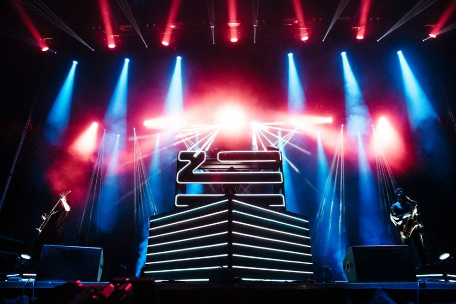 ZHU Teases Sydney Fans With Rumored Tame Impala ID