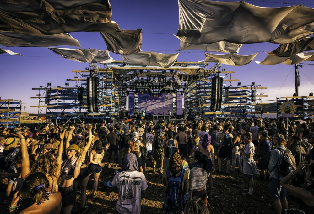 Zhu, The Black Madonna, Griz and Nicole Moudaber Stack Lightning In A Bottle's 2018 Phase 1 Lineup