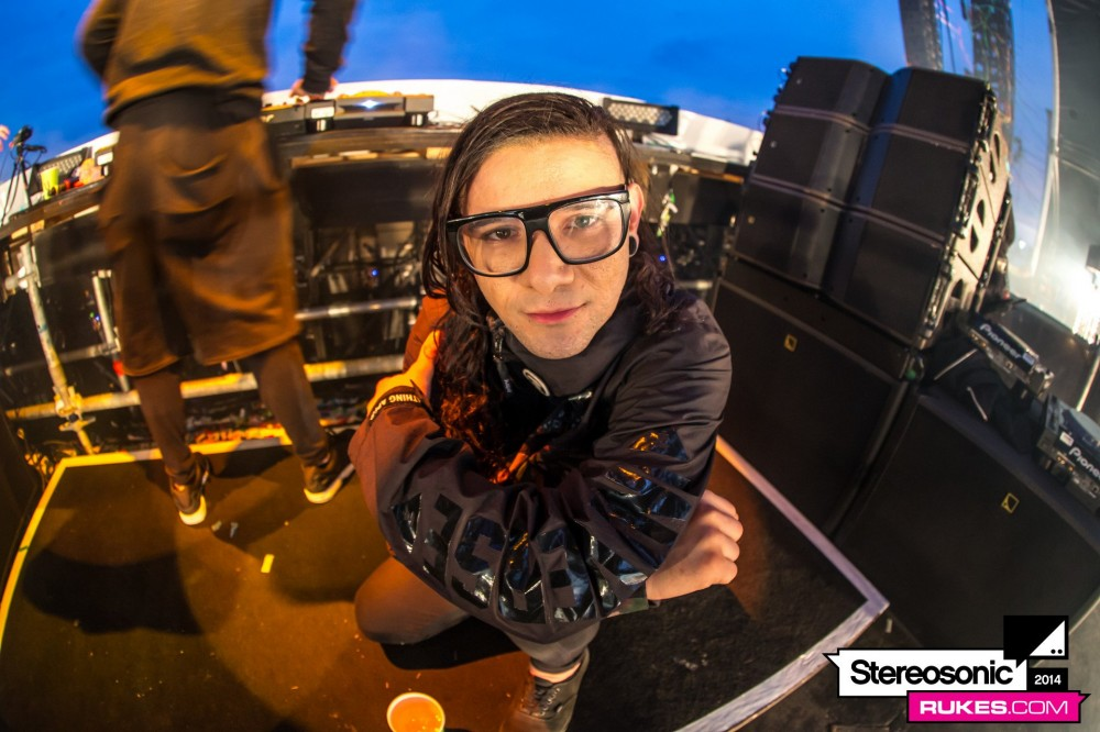 i_o Teases New Studio Session With Skrillex