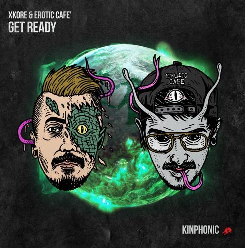 xKore & Erotic Cafe' – Get Ready