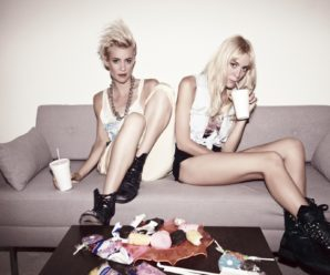 1/2 of Nervo Badly Breaks Her Nose On Tour, Keeps DJing [PHOTOS]
