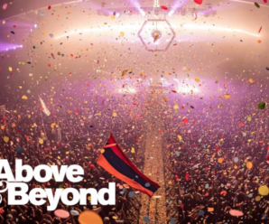 Above & Beyond Bring Young Girl From All Ages Show On Stage To Push The Button