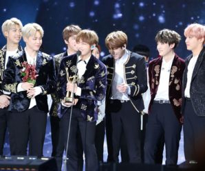 BTS Just Became The First K-Pop Band To Go Gold Thanks To Steve Aoki