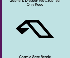 Cosmic Gate Deliver Big Room Remix Of 'Only Road'