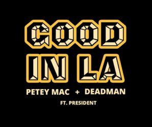 """Deadman x Petey Mac Drop Trap-Infused House Track """"Good In LA"""" [FREE DL]"""