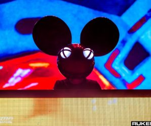 Deadmau5 Drops New 5-Minute Masterpiece for One of the World's Top Streamers