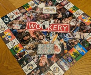 Fans Create A Version Monopoly Entirely Focusing On Wooks And It Already Sold Out On Etsy