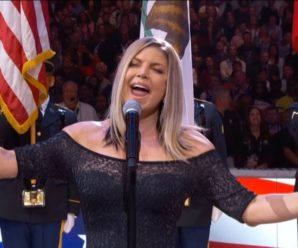 Fergie Butchered The National Anthem At The NBA All-Star Game