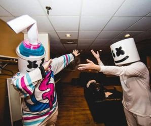 Marshmello & Slushii's New Collab Is Out Now & Seriously Addictive