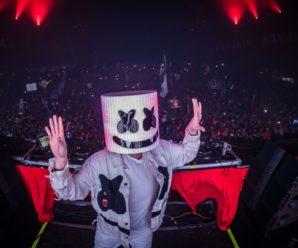 Marshmello's Original Alter Ego Gets Announced For EDC Las Vegas 2018