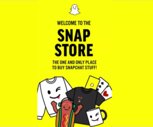 Official Snapchat Merch & Apparel Has Arrived