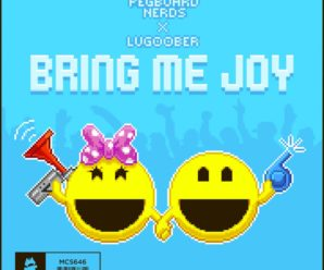 "Peboard Nerds Join Forces with Underground Producer lug00ber for ""Bring Me Joy"""