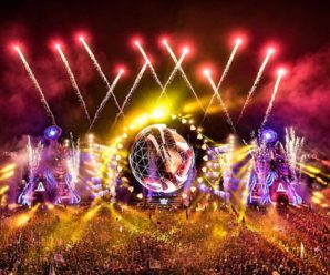 SEE THE FULL EDC LINEUP FOR 2018
