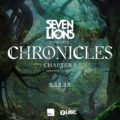 Seven Lions Announces First Chapter of Event Series 'Chronicles'