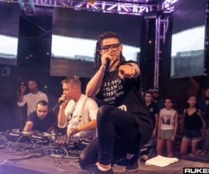 Skrillex To Feature In New Disney Movie