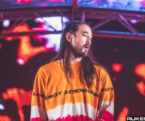 Watch Steve Aoki DJ in Zero Gravity During This Insane Live Stream