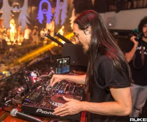 Watch Steve Aoki On The Daily Show Talk Above 'Kolony' And DJing In Zero G