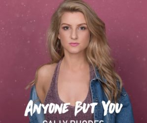 West Wales singer, Cally Rhodes releases new single, Anyone But You