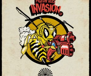 Your EDM Premiere: Pigeon Hole – INVASION [Sleeveless Records]