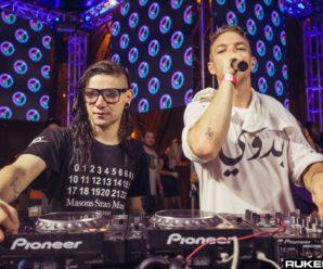 Diplo & Skrillex of Jack Ü Link Up On Brand New Song