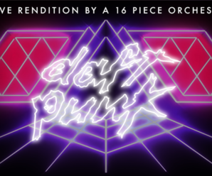 16-Piece Orchestra Performs Daft Punk Like You've Never Heard Before