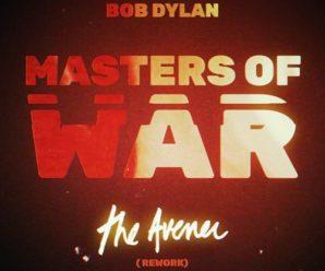 AVENER reveals rework of Bob Dylan's 'Master of War'