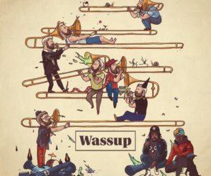Alexander Lewis – Wassup (ft. MadeinTYO & S'natra)