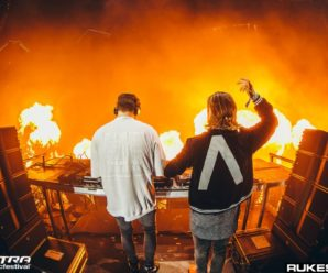 Axwell / Ingrosso Perform Unreleased Song At Ultra 2018