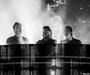 BREAKING: Did Tomorrowland Just Tease Swedish House Mafia At This Year's Festival