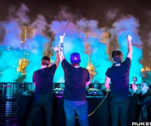 BREAKING: Sebastian Ingrosso Teases Swedish House Mafia Reunion Tonight At Ultra 2018