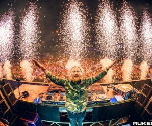 "David Guetta & Sia Unleash Fire New Collab ""Flames"""