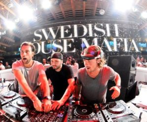 Did Tomorrowland Just Tease Swedish House Mafia for Their 2018 Festival?