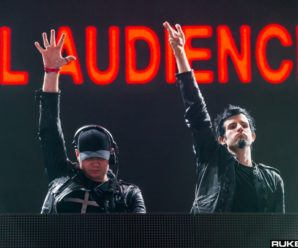 FIRST LISTEN: Knife Party's Upcoming Remix of Pendulum Debuted Live [VIDEO]