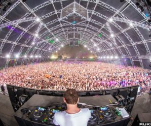 FIRST LOOK: Coachella's New & Improved EDM Stage Is Absolutely Massive [VIDEO]