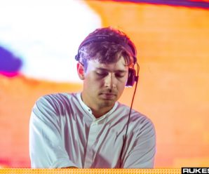 Flume Drops Enchanting New ID At Australia's Field Day Festival