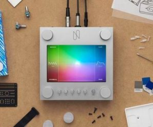 Google Releases NSynth Super: A Touchscreen Synthesizer