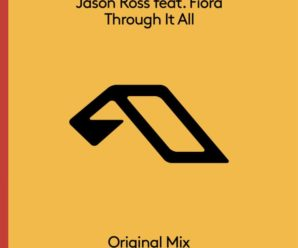 Jason Ross Takes Us 'Through It All' With 1st Release Of 2018